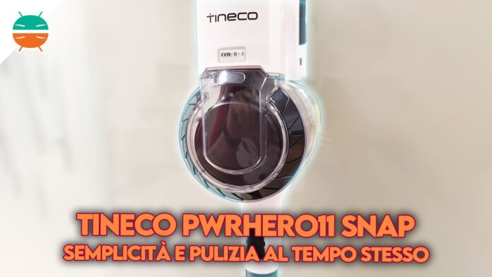 recensione tineco pwrhero11 snap copertina