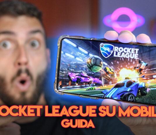 Rocket League Mobile