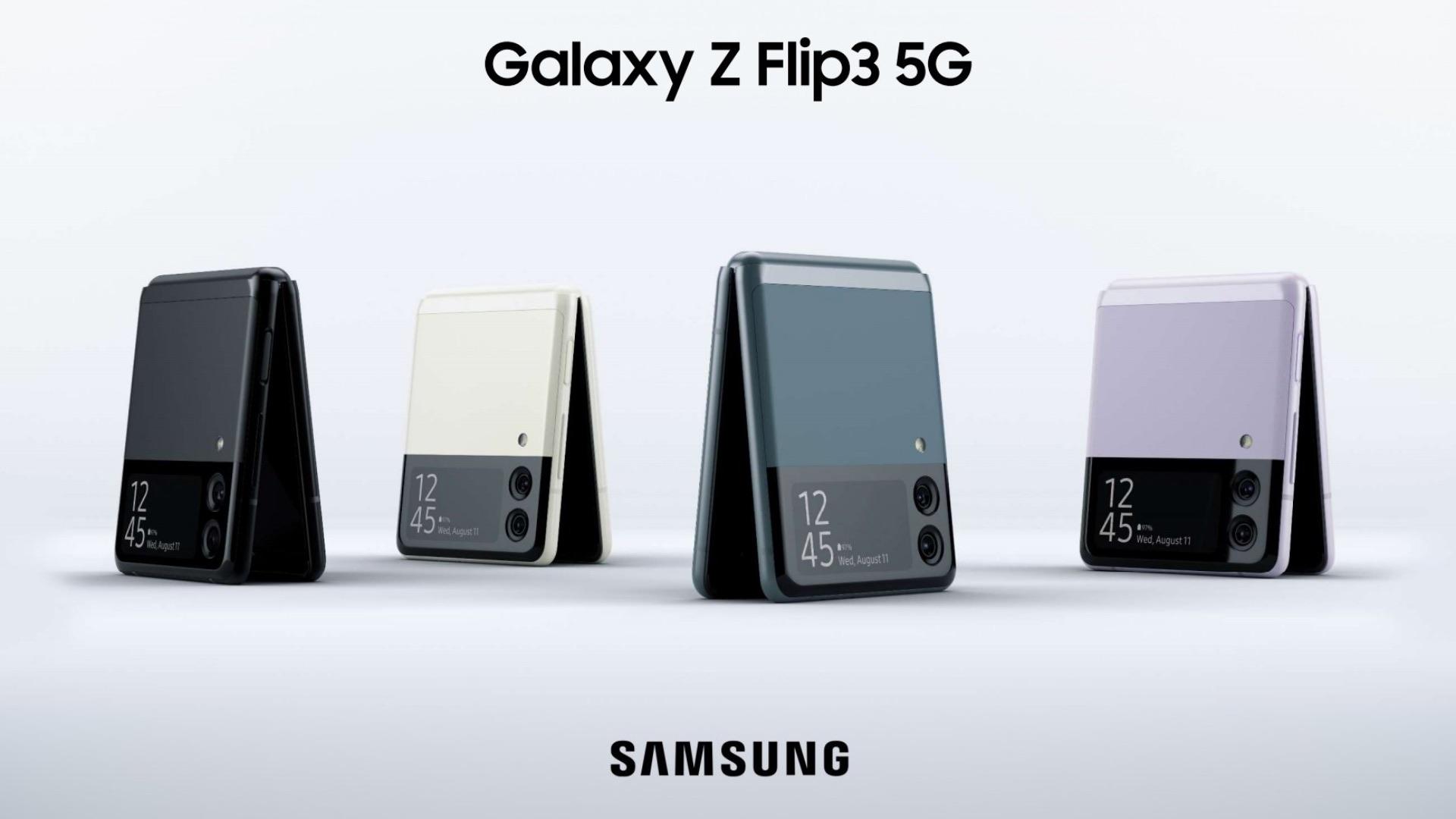 Samsung Galaxy Z Flip 3: tutto su specifiche, prezzo e uscita - GizChina.it