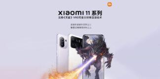 xiaomi mi 11 pro ultra rendering vrs gaming gpu