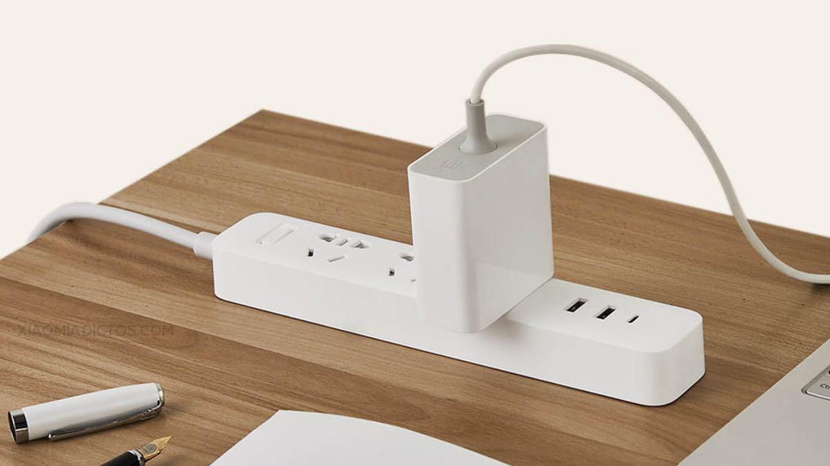 xiaomi mi power strip 20W fast charging ciabatta multipresa prezzo 2