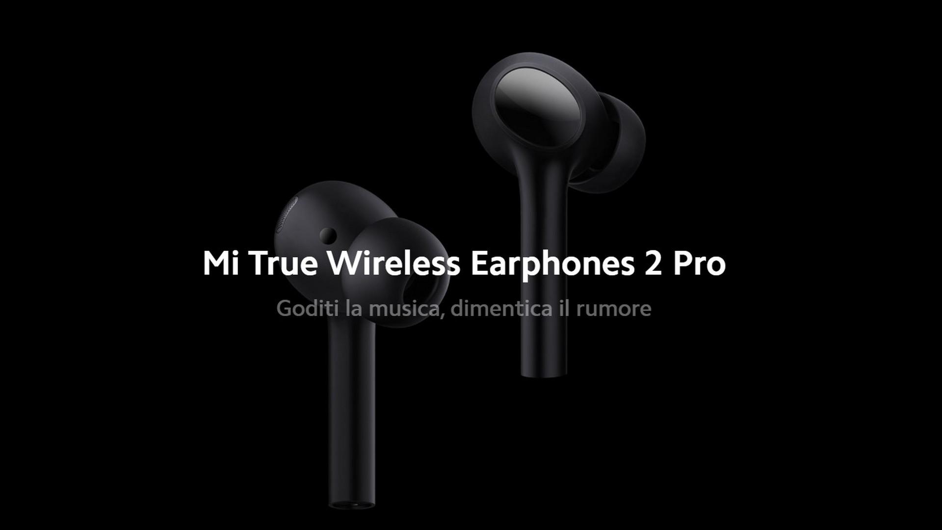 Xiaomi Mi True Wireless Earphones 2 Pro   Goboo