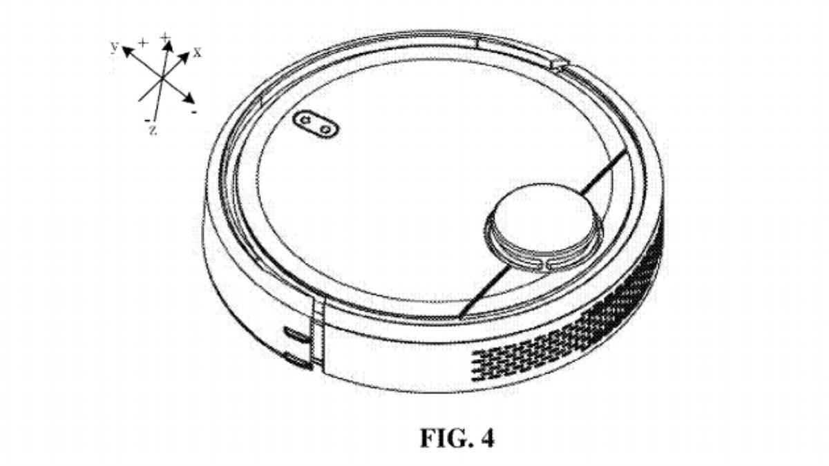 xiaomi roborock citazione giudizio wyze robot aspirapolvere brevetto 2