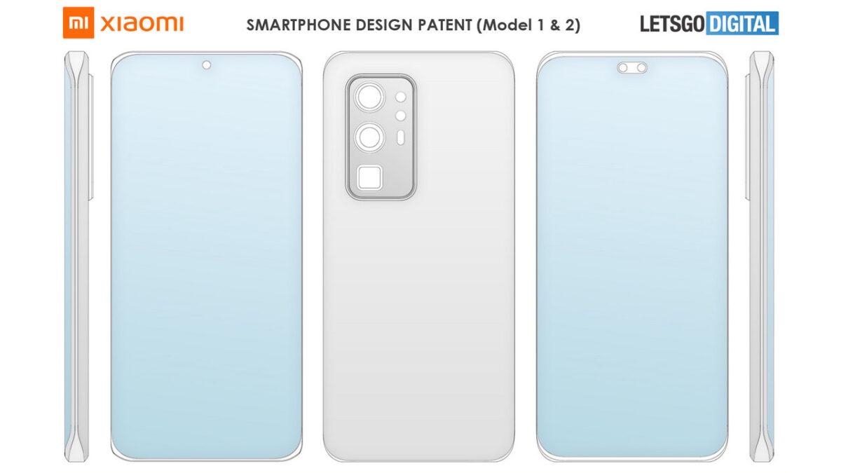xiaomi brevetto nuovo smartphone luglio 2021