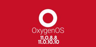 oneplus oxygenos 11.0.8.8 11.0.10.10