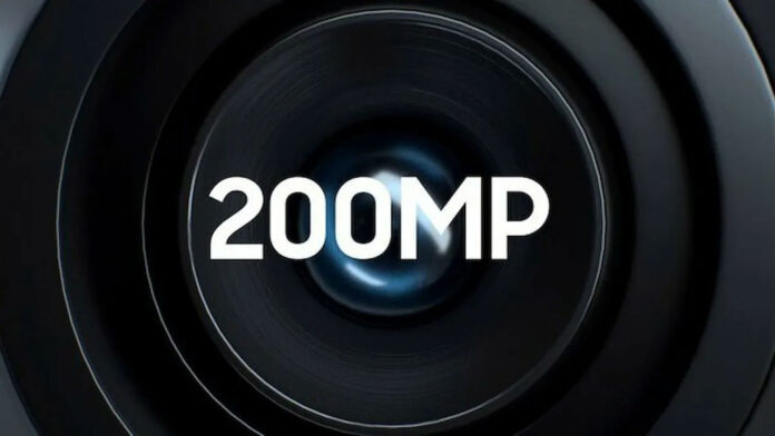 sensore 200 mp