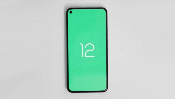 xiaomi mi 11 android 12 beta