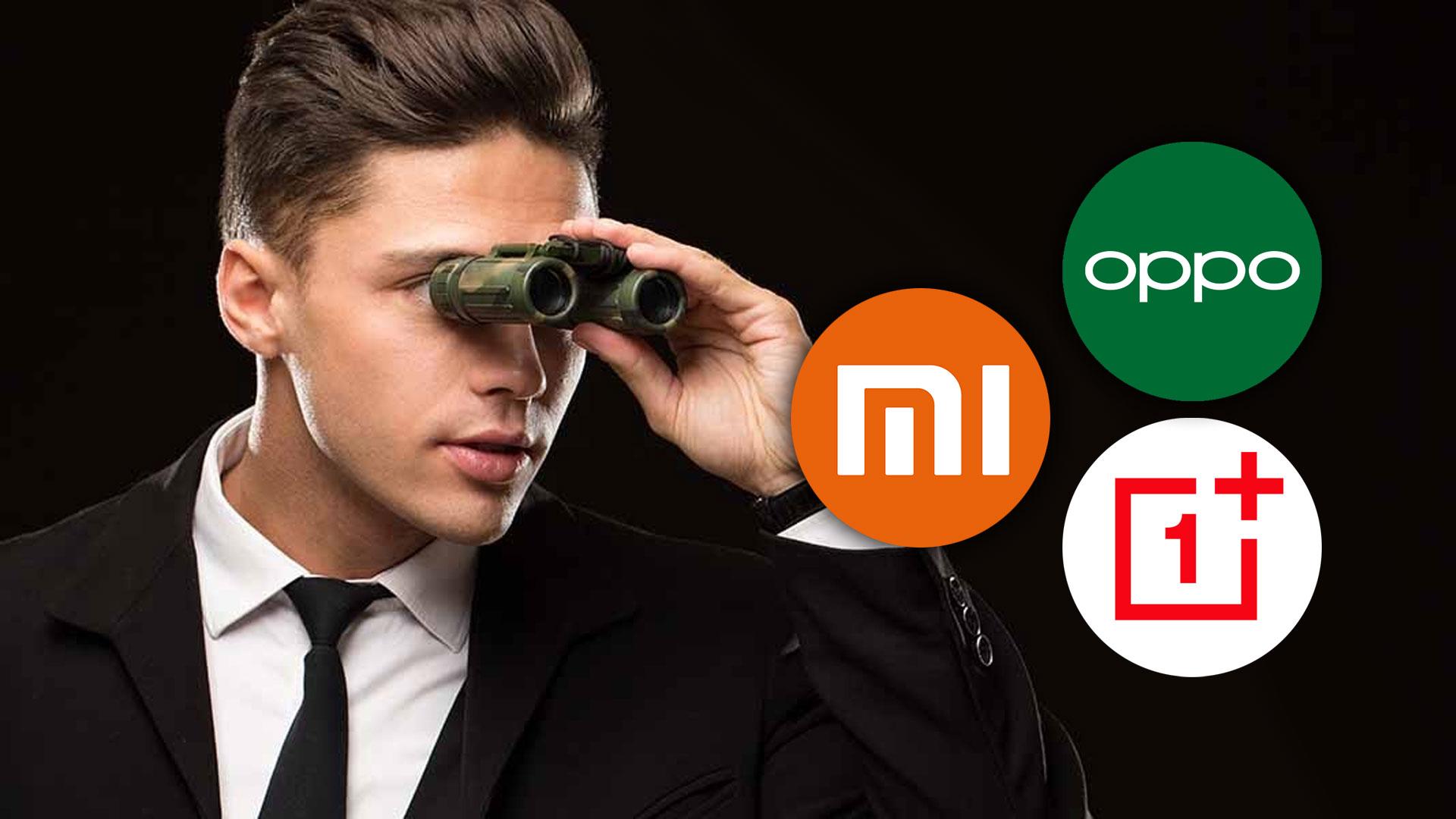Xiaomi, OPPO e OnePlus spiano: scatta l'allarme dall'Europa - GizChina.it