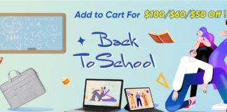 chuwi notebook corebook gemibook ritorno scuola offerta agosto 2021