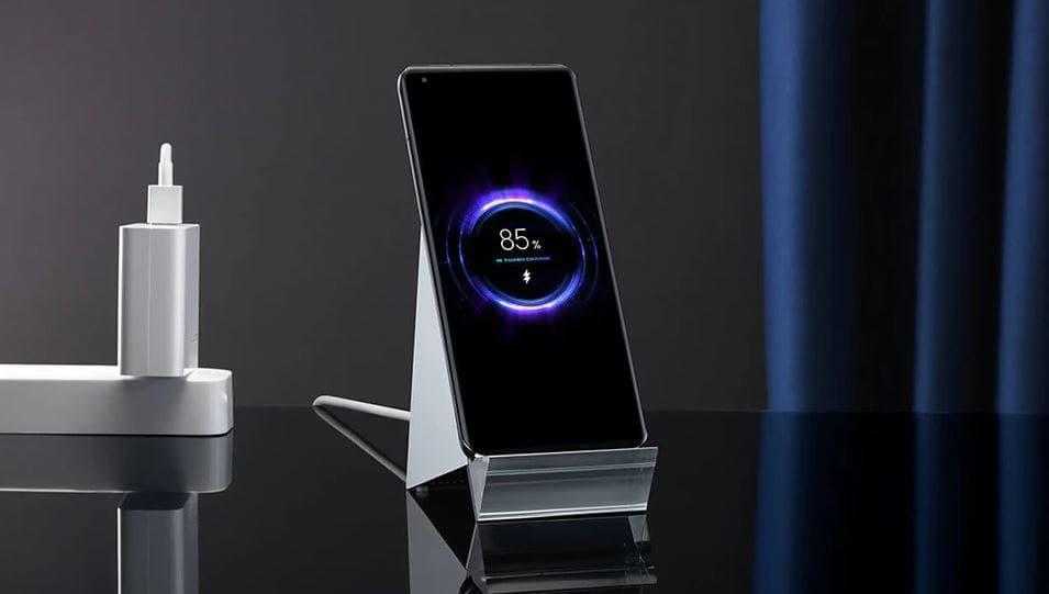 Xiaomi 80W Wireless Charger Stand | Banggood