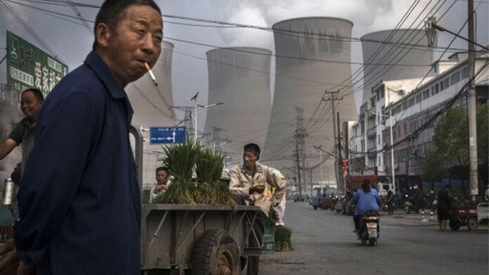 cina centrale nucleare crisi energetica