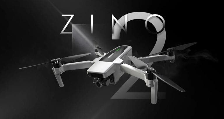 Hubsan Zino 2 Drone   Banggood