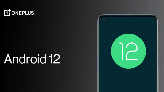 oneplus oxygenos 12 android 12