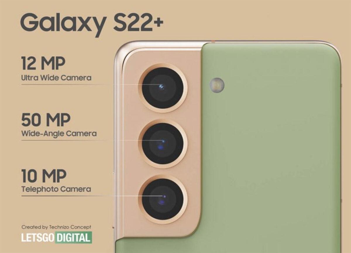samsung galaxy s22+ fotocamera