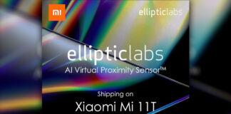 xiaomi 11t pro sensore di prossimità