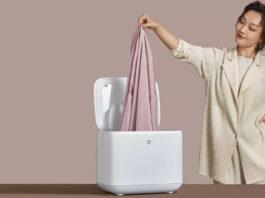 xiaomi mini lavatrice mijia
