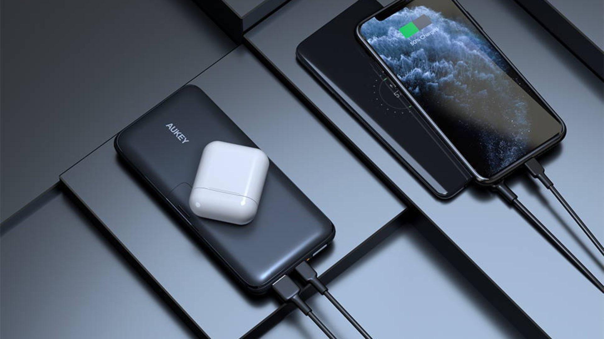 Aukey Basix Pro | Power Bank Wireless