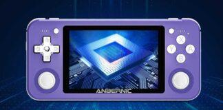 codice sconto anbernic rg351p offerta coupon retro console