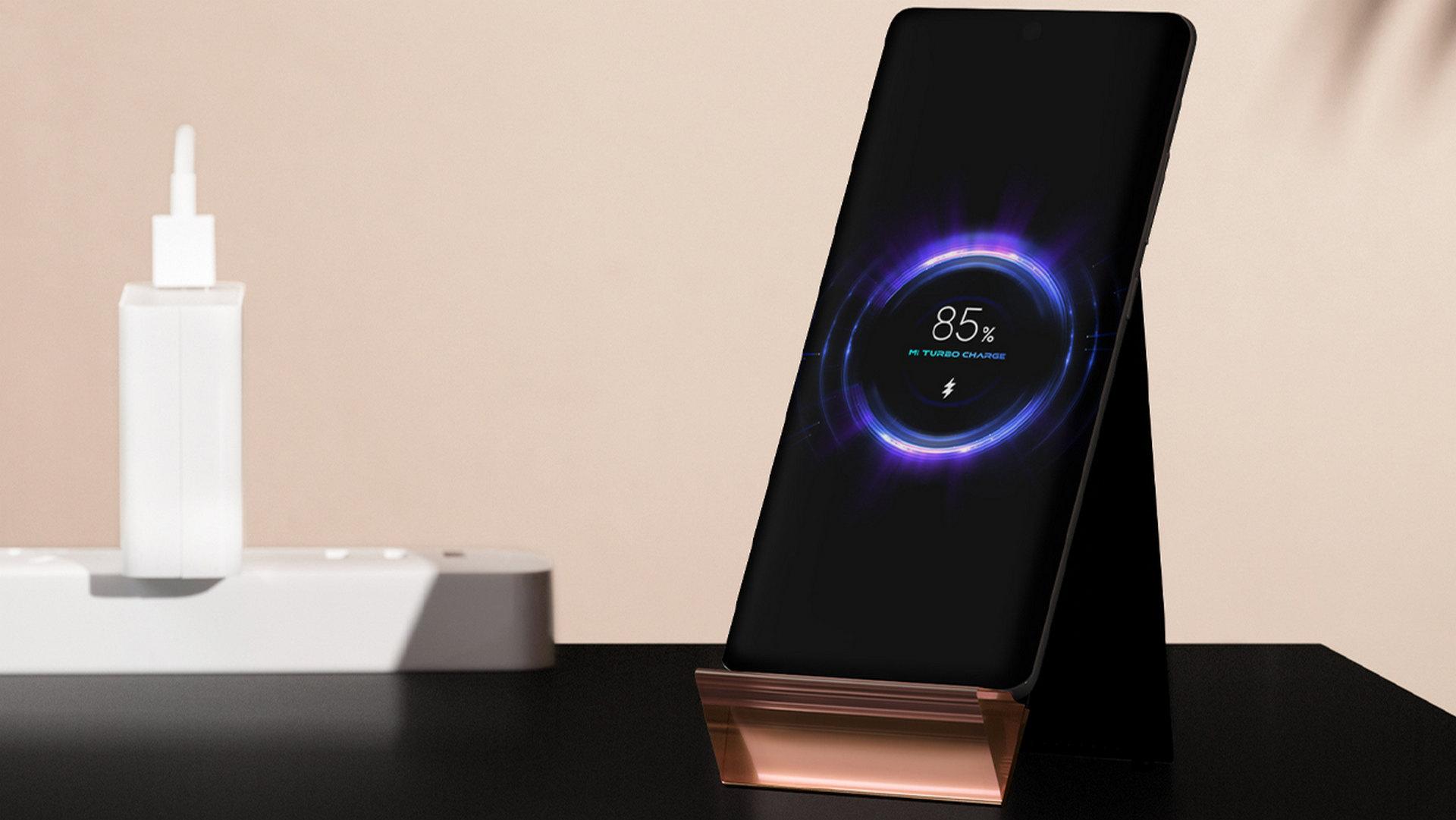 Xiaomi Wireless Charger 100W (Black) | TradingShenzhen
