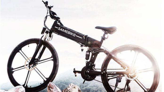 codice sconto samebike lo26-II offerta coupon bici elettrica pieghevole