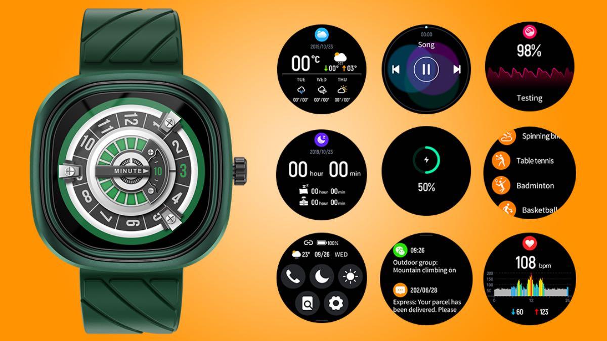 doogee dg ares smartwatch caratteristiche prezzo 2
