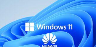 huawei matebook supporto windows 11