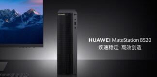 huawei matestation b520 pc desktop aziendale prezzo