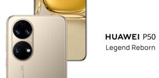 huawei p50 global