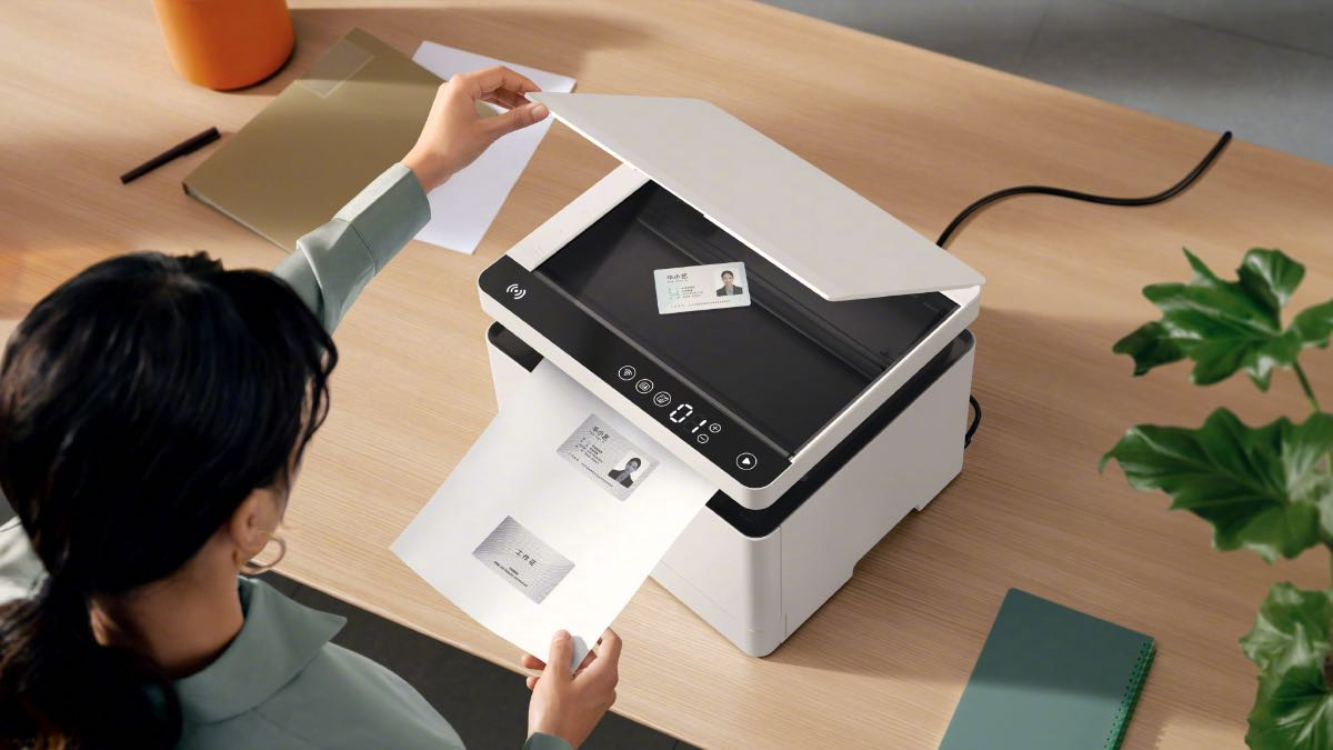 huawei pixlab x1 stampante laser multifunzione smart prezzo 2