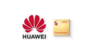 huawei snapdragon 888+ plus 4G