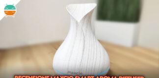 recensione maxcio smart aroma diffuser copertina