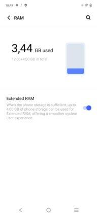 vivo extended ram 2.0 italia quali modelli espansione memoria virtuale 3