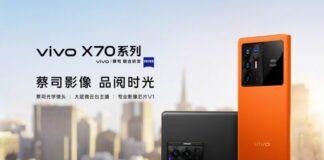 vivo x70 pro plus ufficiali caratteristiche novità