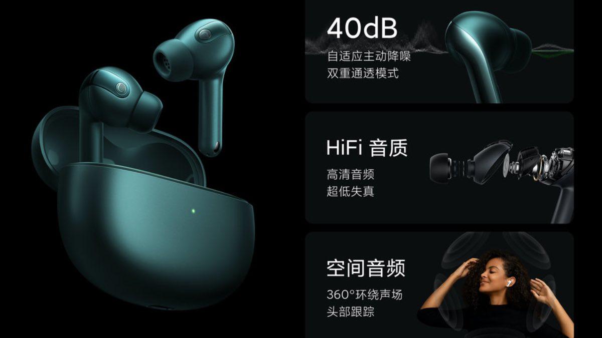 xiaomi mi true wireless earphones 3 pro air caratteristiche prezzo uscita 27/09