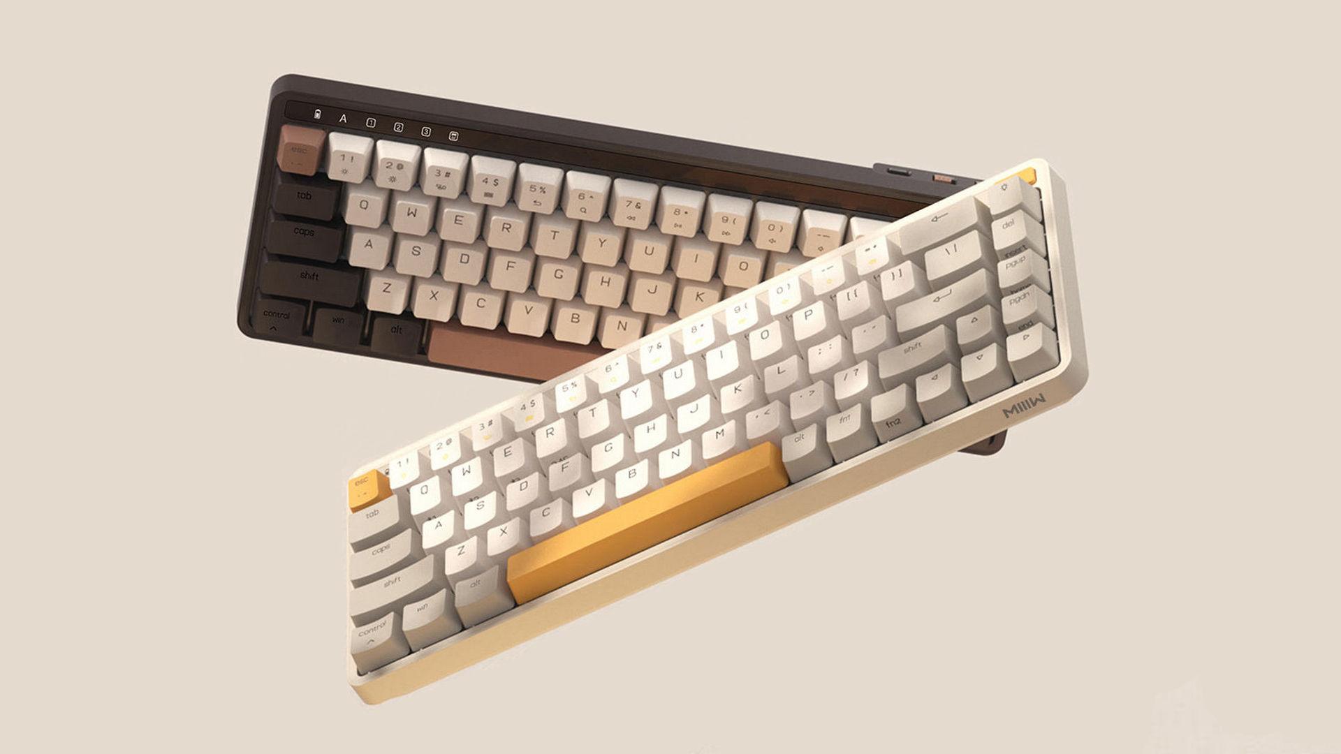 Tastiera meccanica Xiaomi MIIIW ART | AliExpress