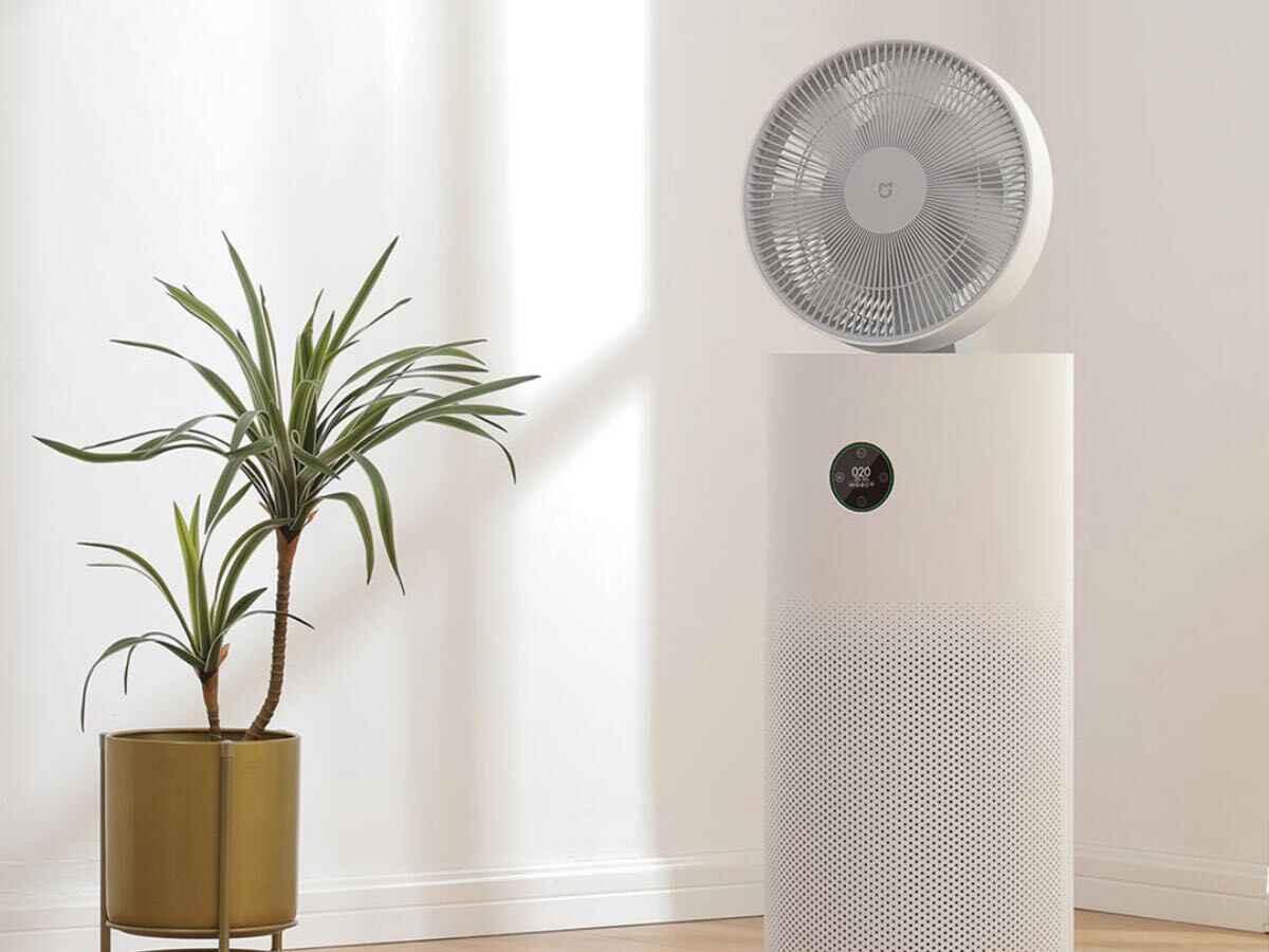 xiaomi mijia circulating wind air purifier purificatore ventilatore prezzo 2