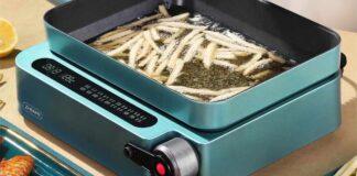 xiaomi youpin zhenmi kitchen machine friggitrice macchina cucina infrarossi prezzo