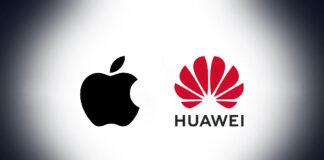 apple huawei