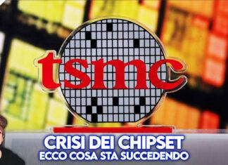 crisi dei chipset tsmc
