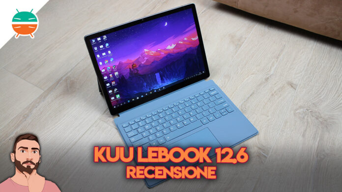 KUU Lebook 12.6