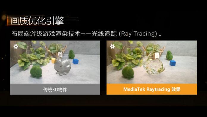 mediatek ray-tracing