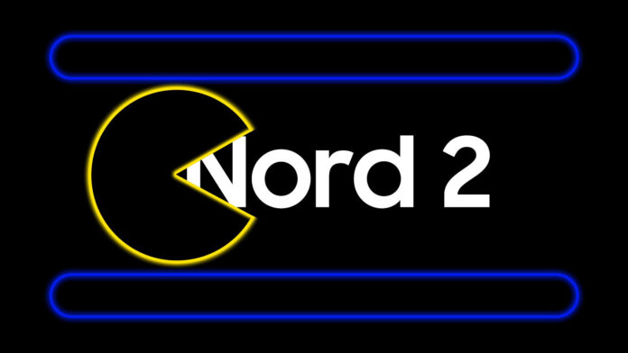 oneplus nord 2 pac-man