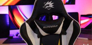codice sconto blitzwolf bw-gc2 offerta coupon sedia gaming