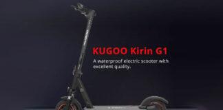 codice sconto kugoo kirin g1 offerta coupon monopattino elettrico