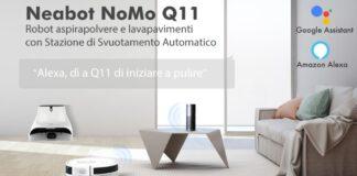 codice sconto neabot nomo q11 offerta coupon robot aspirapolvere
