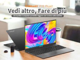 codice sconto teclast f15 plus 2 offerta coupon notebook