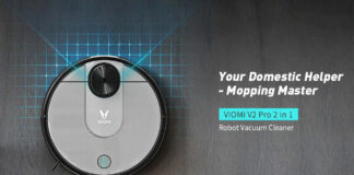 Codice sconto VIOMI V2 Pro