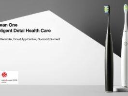 oclean one f1 x offerta promozioni spazzolini elettrici