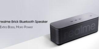 realme brick bluetooth speaker ufficiale cassa prezzo uscita 13/10