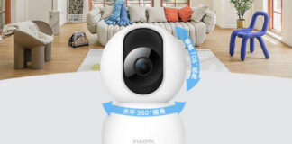 Xiaomi Mi Smart Camera PTZ 2